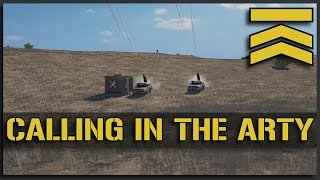 Calling in the Arty - Squad Alpha 8 Artillery Highlight
