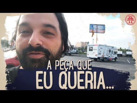 FINALMENTE ARRUMEI O MOTORHOME - PASSEANDO NA CAMPING WORLD