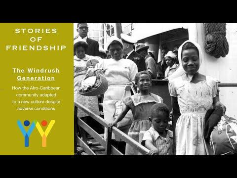 Stories of Friendship - The Windrush Generation