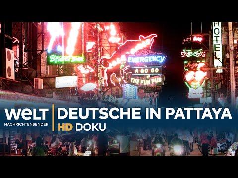 Am Ballermann von Thailand - Deutsche in Pattaya | HD Doku