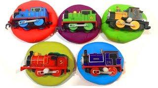トーマスやはたらくくるま で色や数字をおぼえよう!Milky Kids Toy
