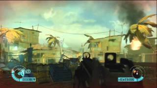 BodyCount Xbox 360 Demo Gameplay HD