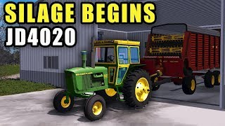 4020's TIME TO SHINE! SATURDAY MORNING FARMING! | FARMING SIMULATOR 2017