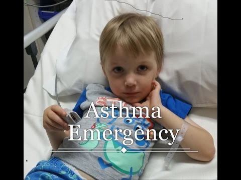 Asthma Emergency and New Chore Chart