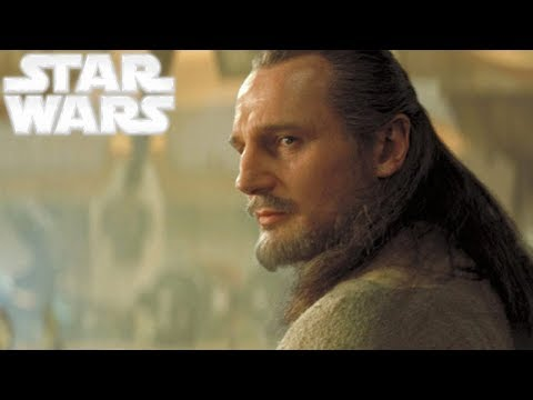Star Wars Reveals Why Qui-Gon Was Never FULLY a Force Ghost - Star Wars Explained