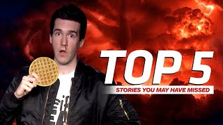 Stranger Things Creators in Hot Water Again - IGN Daily Fix