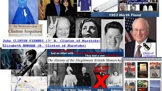 Bastard Clinton, Lewinsky & EVA Braun