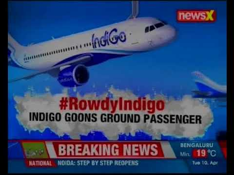 Passenger recounts ordeal in Indigo flight; ministry swings into action, orders probe — Nation at 9