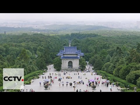 The significance of the Sun Yat-sen Mausoleum in Nanjing