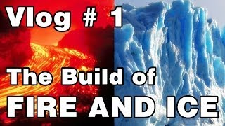 Vlog # 1 | Path of Exile | The Build of Fire and Ice | Glacial Cascade | Flame Surge