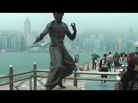 Ip Man, Silvano in Hong-Kong 2013