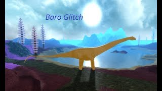 Roblox Dinosaur Simulator - Baro WTF Glitch