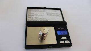видео Весы лабораторные электронные