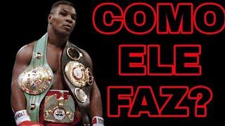 Mike Tyson: Entenda seu boxe!