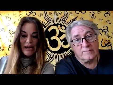 Ramaji and Ananda Devi Open Circle March 17 2018 RASA Transmission Satsang Non-Duality Shaktipat