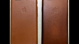 REAL Review of Apple's iPhone 6S Leather Case