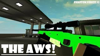 L'AWS! Roblox Phantom Forces