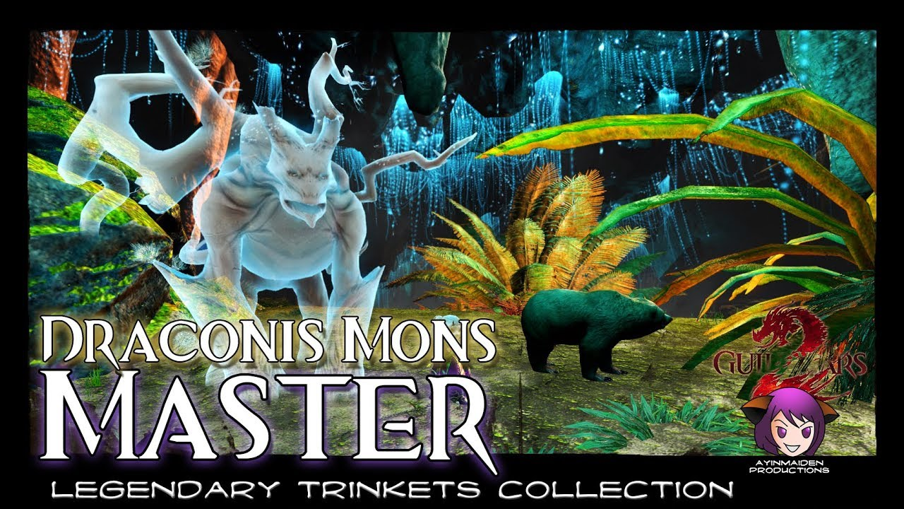 Guild Wars 2 Draconis Mons Master Youtube