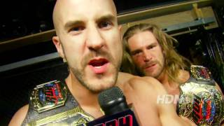 Kings of Wrestling/Briscoe Brothers ROH on HDNet Rivalry - 7/26/10