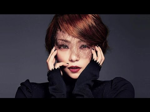 NamieAmuro 安室奈美恵-The Best Singer from Japan