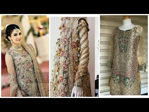 New Designer S Stylish Wedding Dresses For Girls Women 2019 Youtube,Wedding Flower Girl Dresses Red And Gold