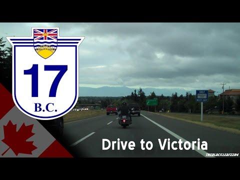 B.C. 17 - Swartz Bay Ferry Terminal To Victoria