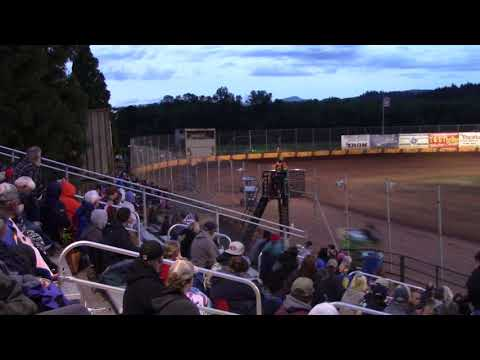 Sunset Speedway - Banks, OR - Micro 600R The Dash - Sept. 8, 2018
