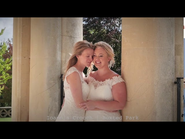 Buxted Park Wedding Film