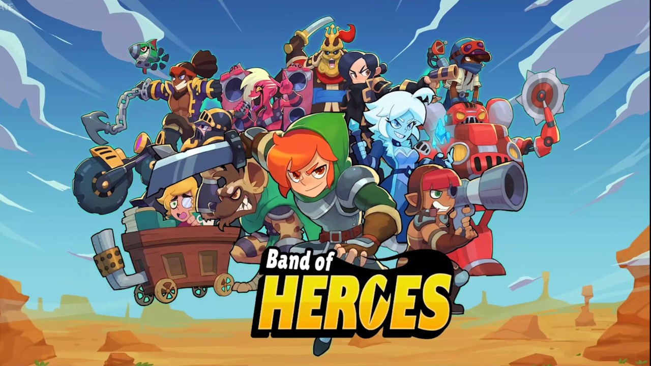 Band of Heroes IDLE RPG Promotion