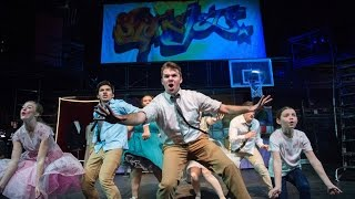 WEST SIDE STORY, Act I // Off-Broadway // presented by Nyack College School of Music (2016)