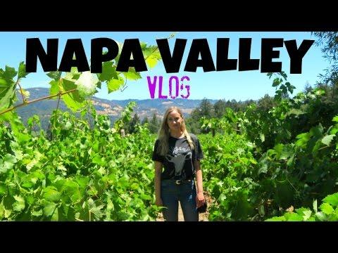 NAPA VALLEY & SONOMA ROADTRIP!