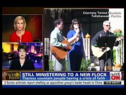 Teresa MacBain on CNN 'Faces of Faith' with Randi Kaye