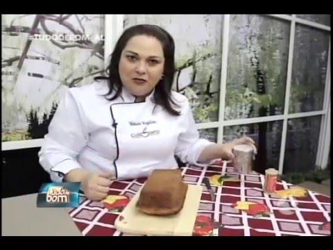 Culinária: Pão De Banana