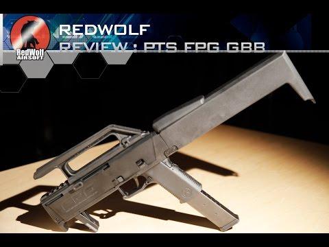 Hidden In Plain Sight: PTS FPG GBB- RedWolf Airsoft RWTV