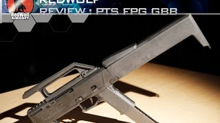 Hidden In Plain Sight: PTS FPG GBB- RedWolf Airsoft RWTV