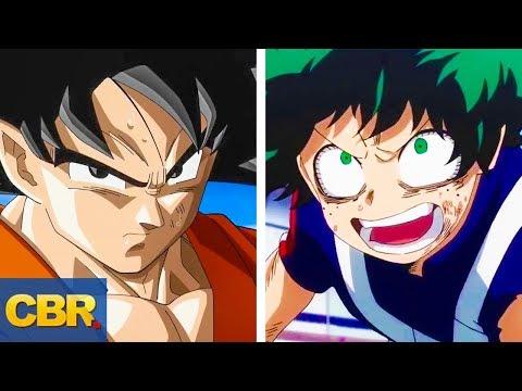 My Hero Academia Characters Goku Could Defeat