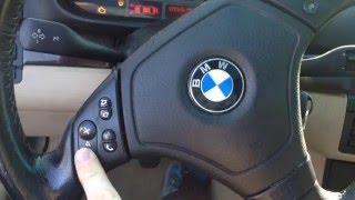 BMW E46 Radio stereo volume knob not working correctly??? No problem EASY fix !!!