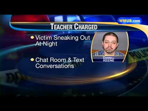 Former Teacher Accused Of Posing As Teen In Online Chat Room