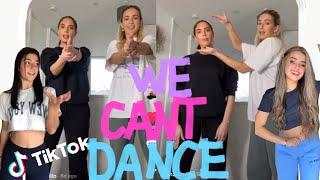 LEARNING TIKTOK DANCES!!!   lmao   Sophia and Cinzia