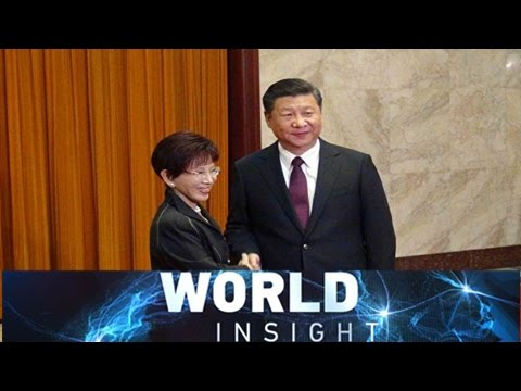 World Insight— Cross-Strait ties; Malaysian PM visits China 11/02/2016