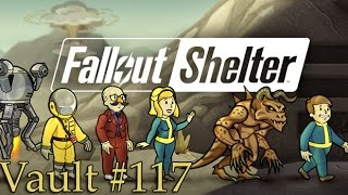 FREE  FALLOUT SHELTER PC  - Fallout Shelter Vault #117 - Ep. 1 PC Gameplay
