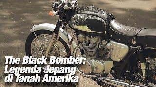Honda CB450 The Black Bomber: Legenda Jepang di Tanah Amerika