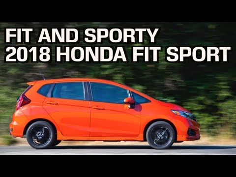 Here's the 2018 Honda FIT Sport Review on Everyman Driver