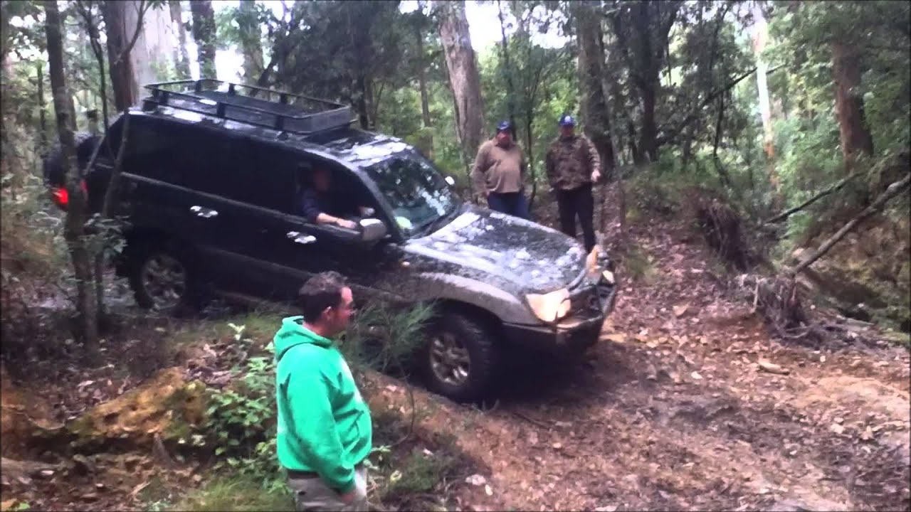 4wd compilation 4x4 offroad toyota landcruiser 2012 (80 100 and