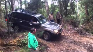 4wd compilation 4x4 offroad toyota landcruiser 2012 (80 100 and 200 series)