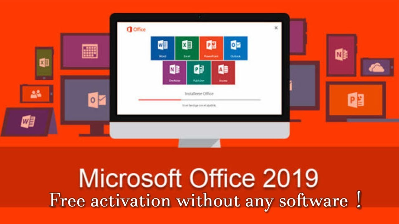 Microsoft Office 2019 Free Crack Activation Without Any Software