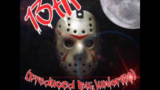 """13th"" Friday The 13th Sampled beat* Free download (Prod By:Junior100)"