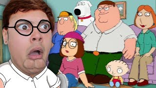 Family Guy The Official Video Game (Family Guy Game)