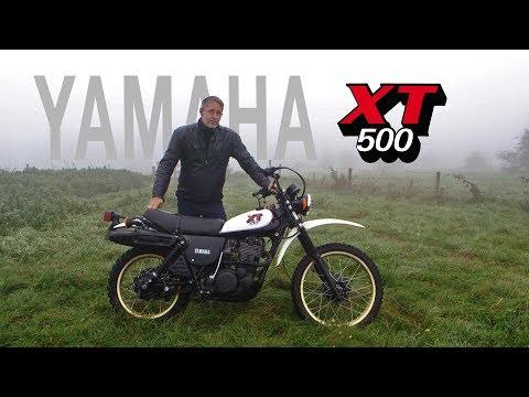 Yamaha XT500 1981 - Review