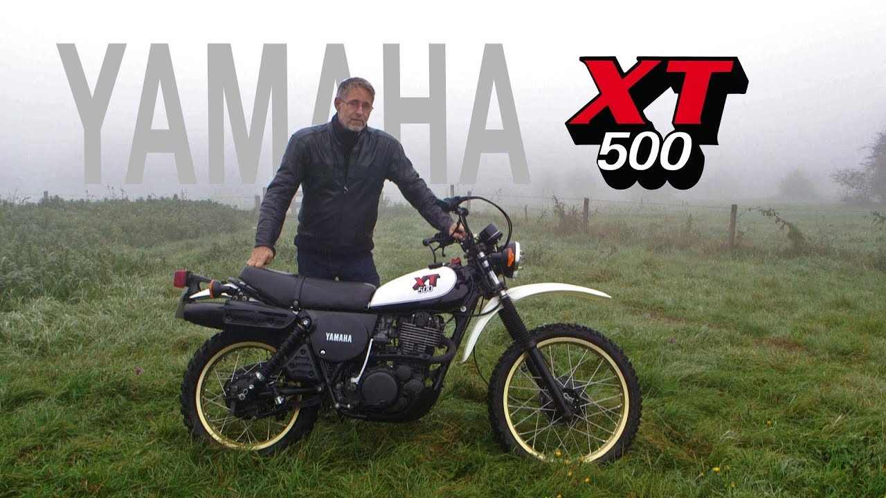 Yamaha XT500 1981 - Review